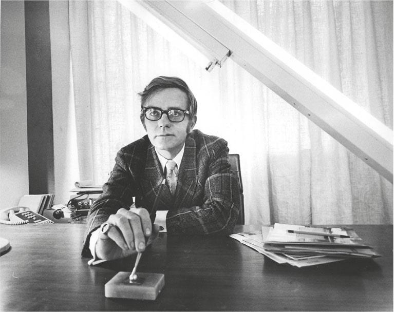 John Weber  alla Dwan Gallery, 1966