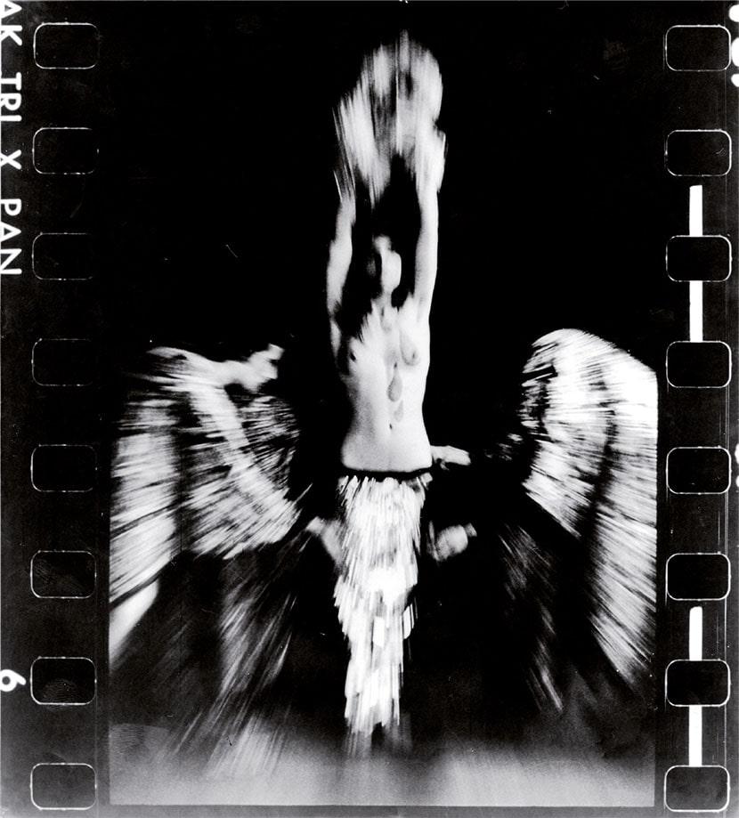 Patagruppo, La conquista del Messico, regia Bruno Mazzali, teatro Beat 72, Roma, gennaio 1973. Foto Giorgio Piredda
